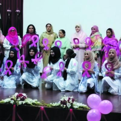 Breast Cancer Awareness day on 29th October 2019