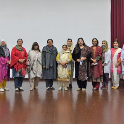 Awareness  Seminar for Protection of Women Against Harassment at Workplace
