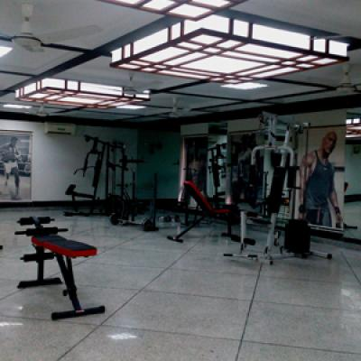 Boys Hostel GYM After Renovation